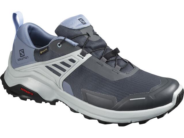 Salomon X Raise GTX Chaussures Homme, india ink/flint stone/quarry